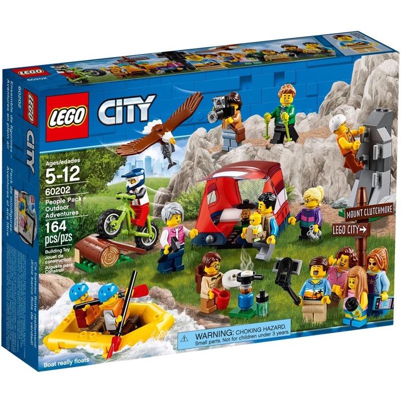 LEGO City 60202 เลโก้ People Pack - Outdoor Adventures
