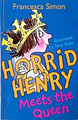 212 Horrid Henry Meets the Queen