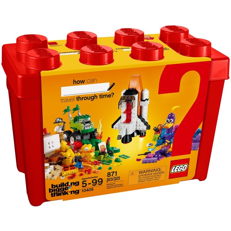 LEGO Classic 10405 Mission to Mars