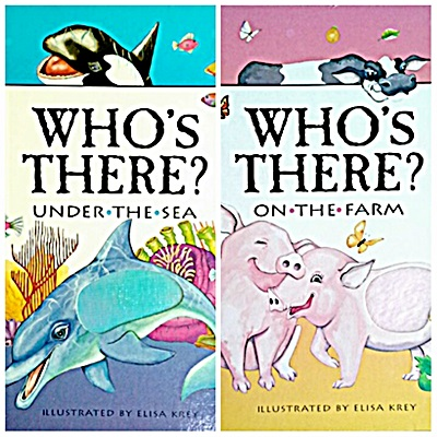 Who's There under the sea + on the farm