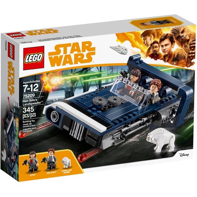 LEGO Star Wars 75209 เลโก้ Han Solo's Landspeeder
