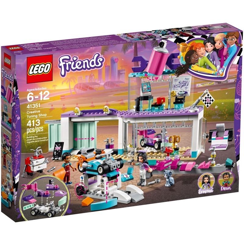 LEGO Friends 41351 เลโก้ Creative Tuning Shop