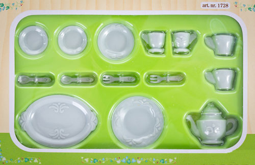 Sylvanian Families 1728 Tableware Set