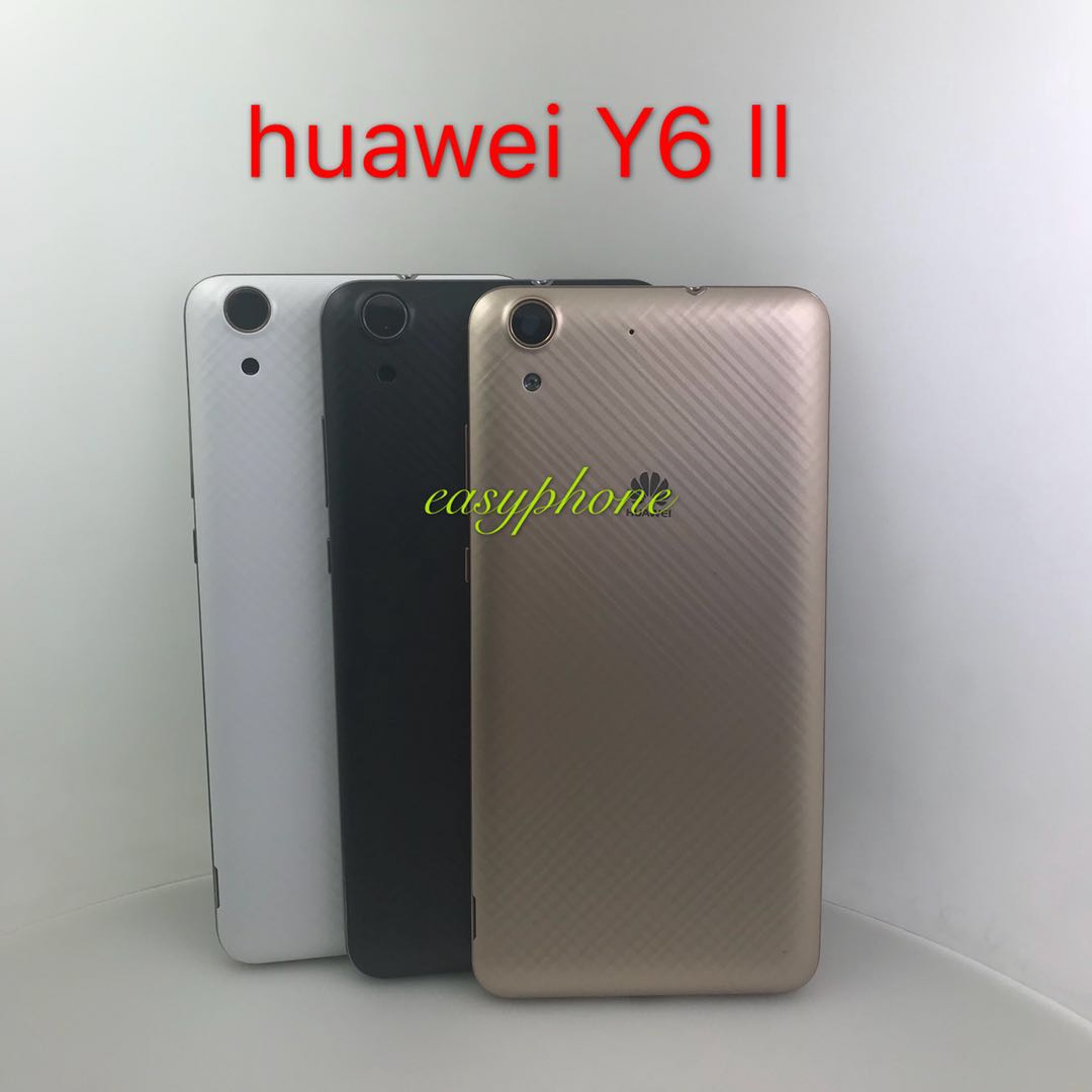 หน้ากาก Huawei Y6ll CAM-L21 // มีสี ดำ,ทอง,ขาว