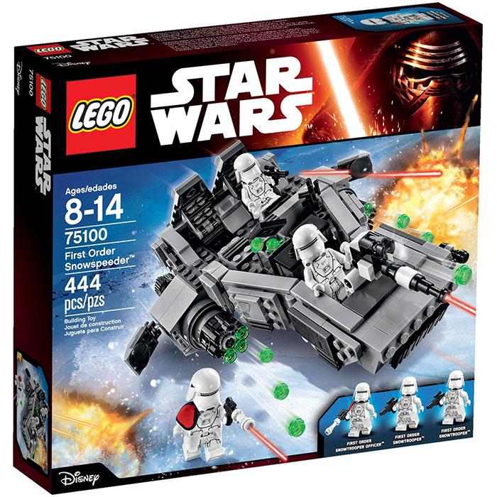 LEGO Star Wars 75100 First Order Snowspeeder (Damaged Box)