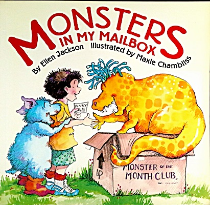 Monsters in My Mailbox