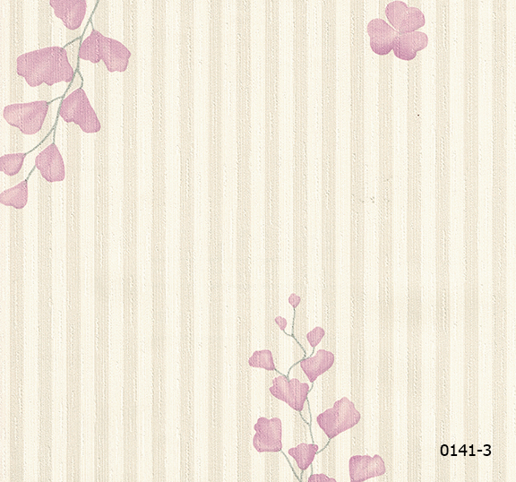 วอลเปเปอร์ลายดอกไม้ชมพู