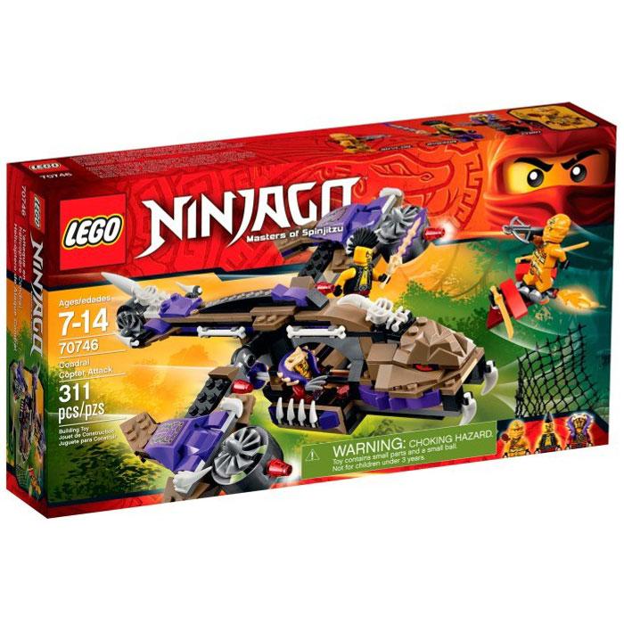 LEGO Ninjago 70746 Condrai Copter Attack