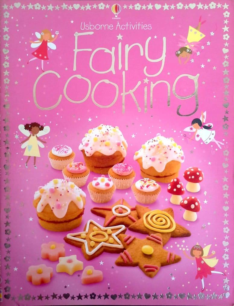 Usborne Activities – Fairy Cooking