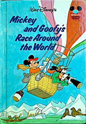 Mickey and Goofy's Race Around the World