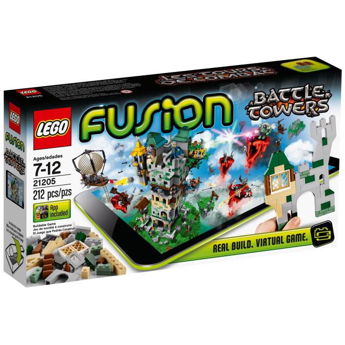 LEGO Fusion 21205 Battle Towers