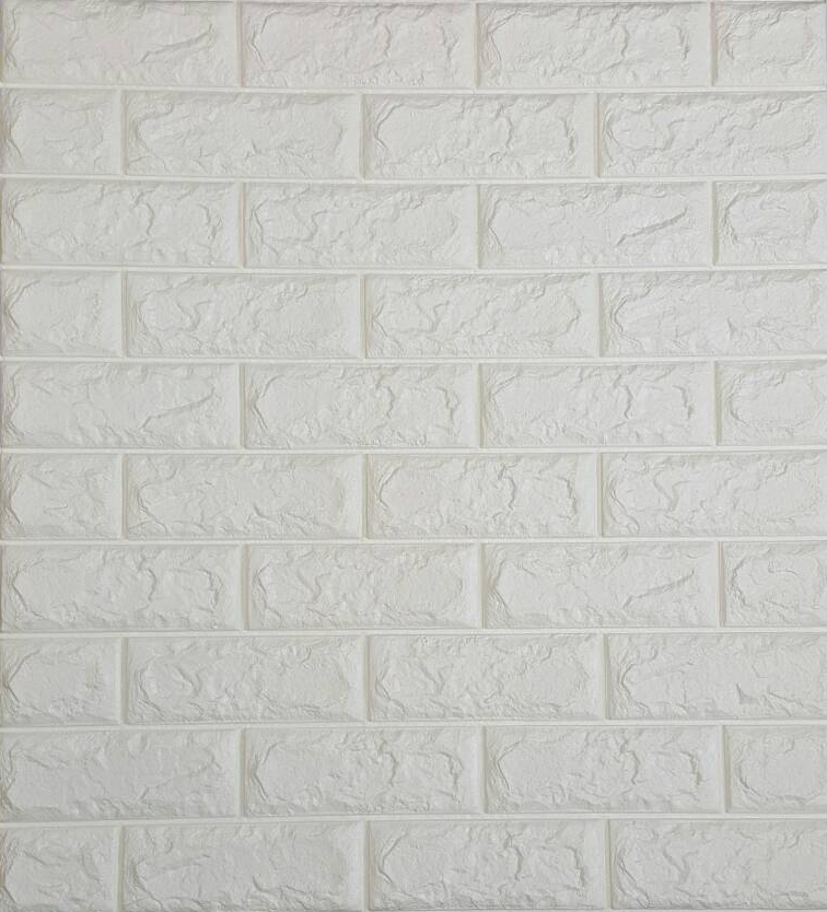 วอลเปเปอร์ 3 มิติ สีขาว