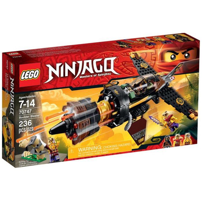 LEGO Ninjago 70747 Boulder Blaster