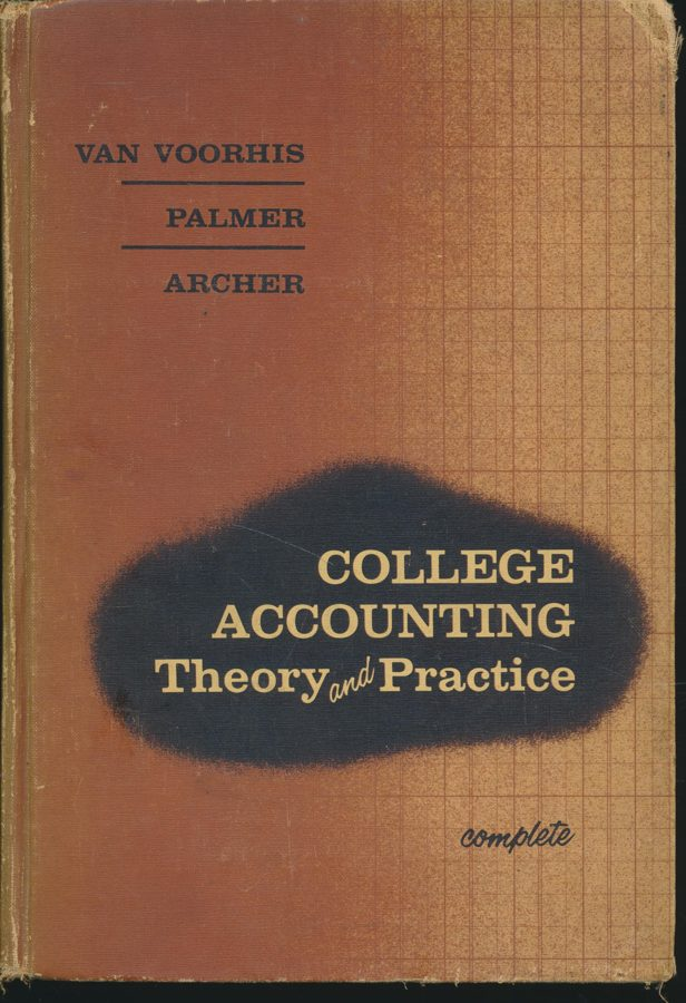 COLLEGE ACCOUNTING Theory and Practice