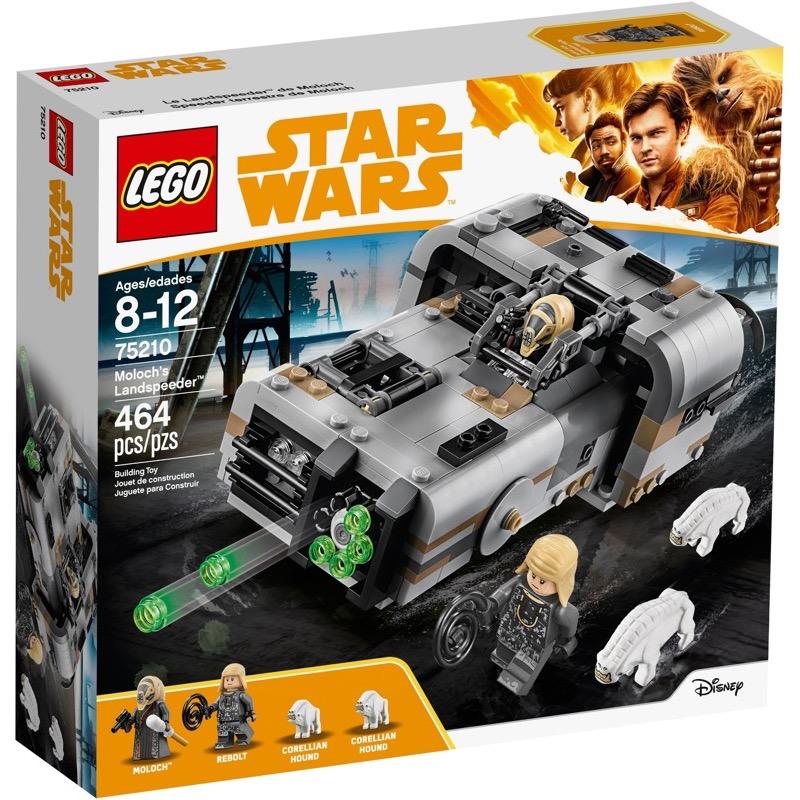 LEGO Star Wars 75210 เลโก้ Moloch's Landspeeder