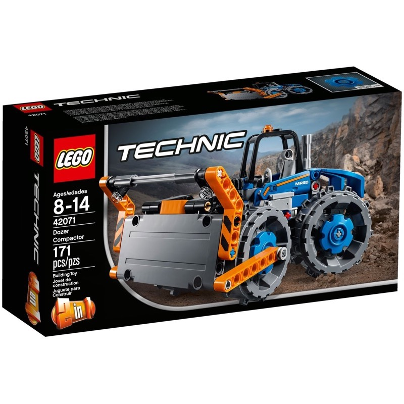 LEGO Technic 42071 เลโก้ Dozer Compactor