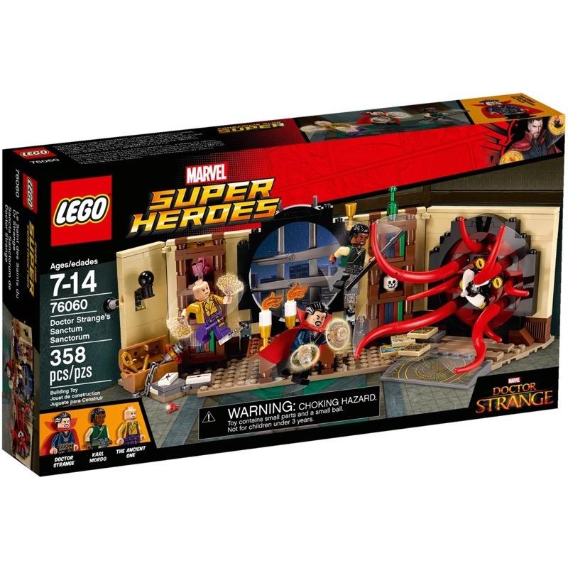 LEGO Super Heroes 76060 Confidential Spider-Man 4