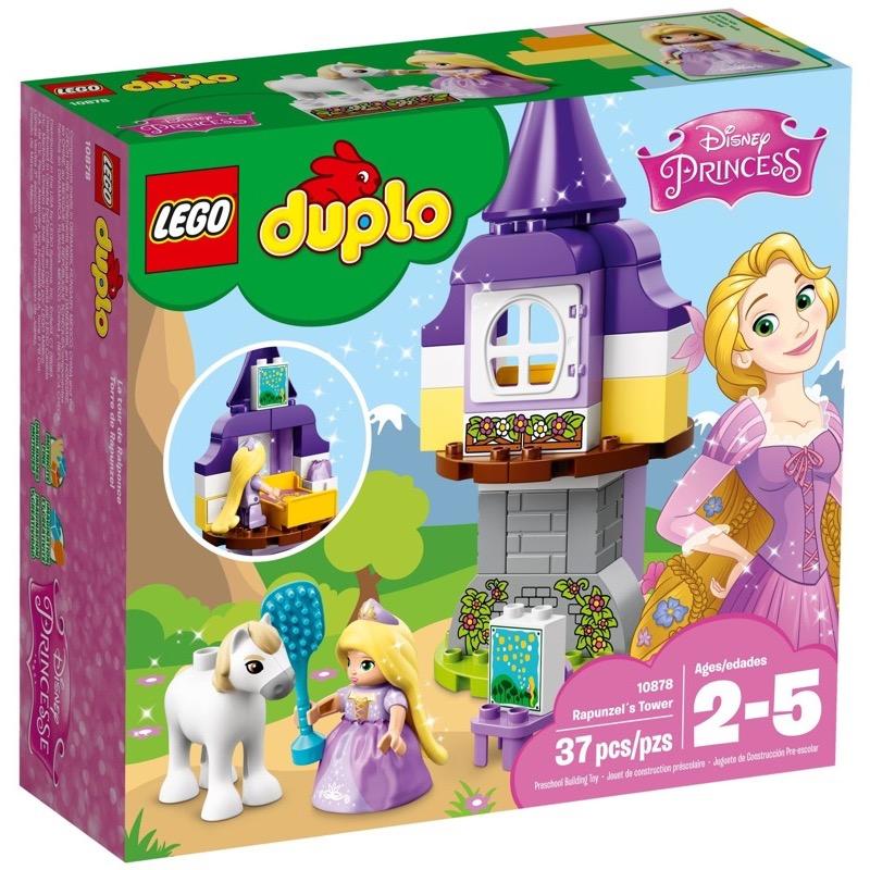 LEGO Duplo 10878 เลโก้ Rapunzel's Tower