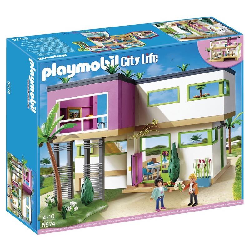 PLAYMOBIL 5574 Modern Luxury Mansion