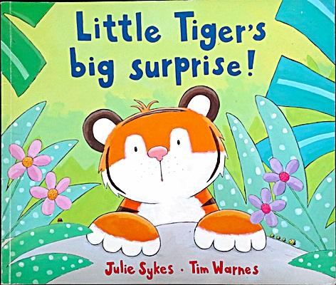 Little Tiger Big Surprise