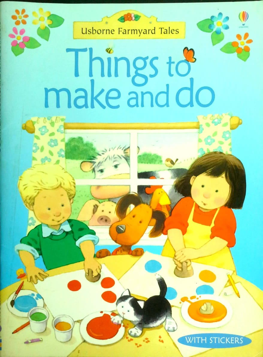 Usborne Activities – Things to Make and Do