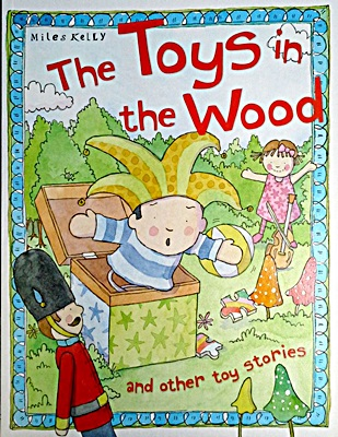 Toy Stories: Toys In the Wood