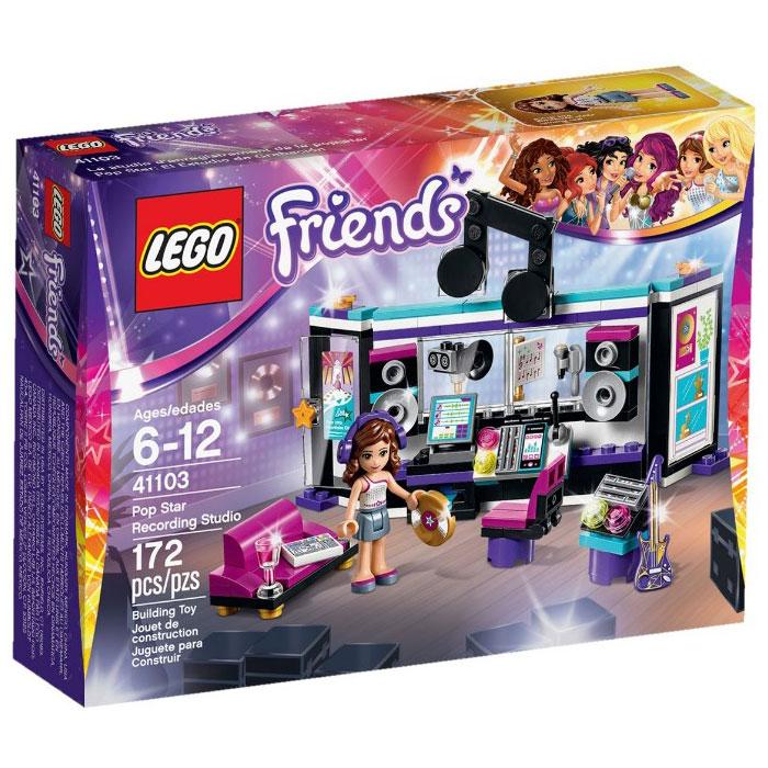 LEGO Friends 41103 Pop Star Recording Studio
