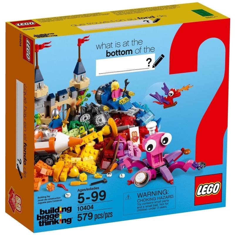 LEGO Classic 10404 Ocean's Bottom