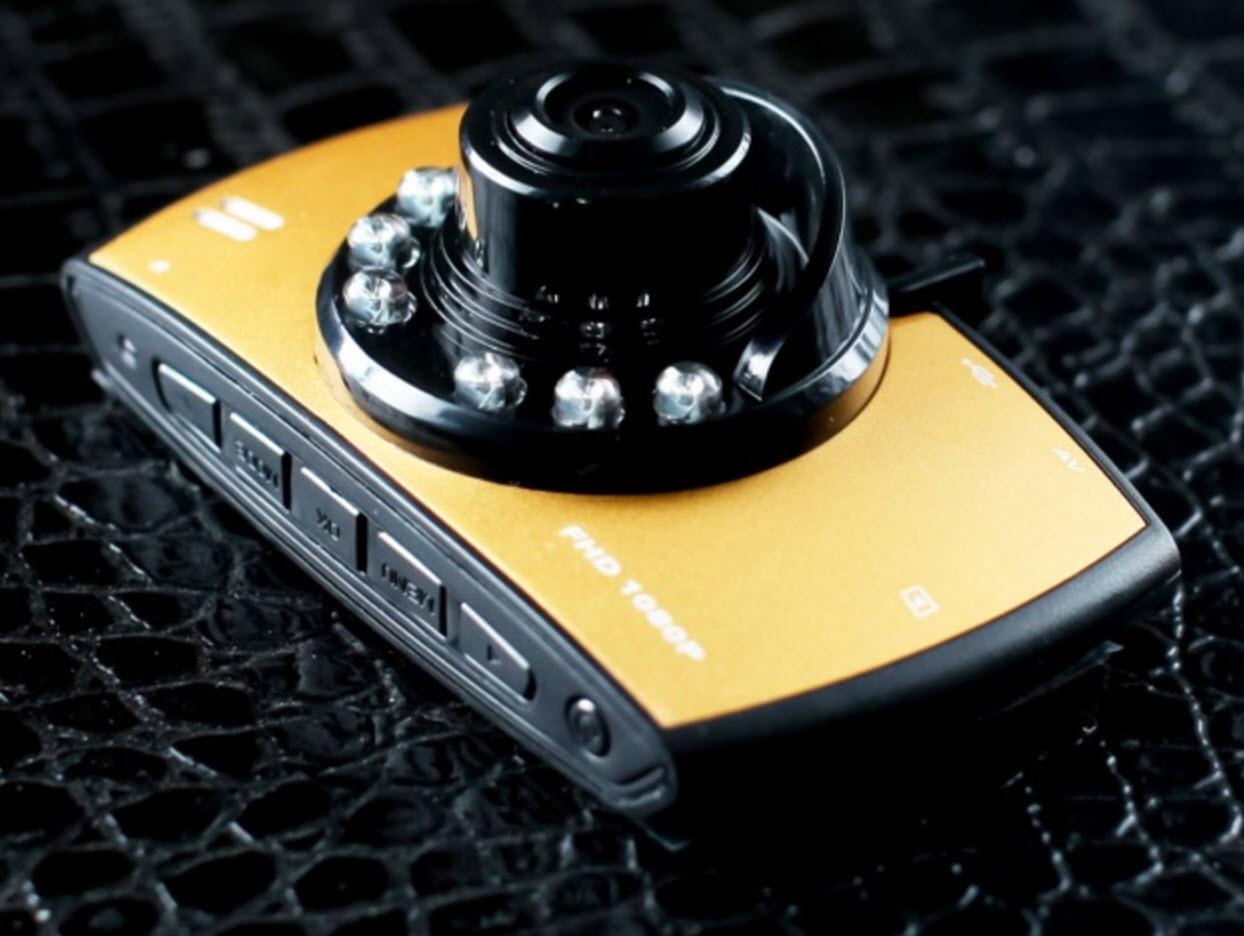 กล้อง ติด รถยนต์ hd dvr GS9000/ G30 FN สีทอง (เมนูภาษาไทย) ปกติขาย 1,890 ราคาพิเศษ 990 บาท