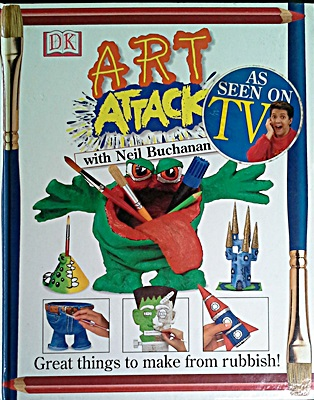 Art Attack- Great Things from Rubbish