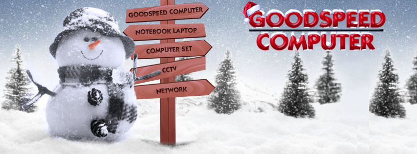 GoodSpeedComputer (กู้ดสปีดคอมพิวเตอร์)