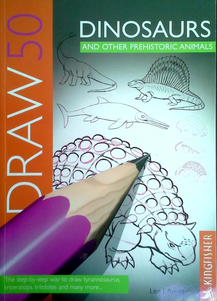 Draw 50: Dinosaurs