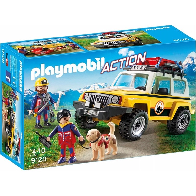 PLAYMOBIL 9128 Action Figures