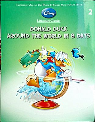 Donald Duck Around the World in 8 Days