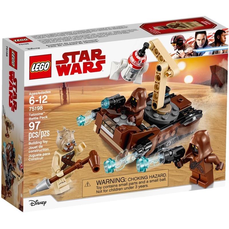 LEGO Star Wars 75198 Tatooine™ Battle Pack