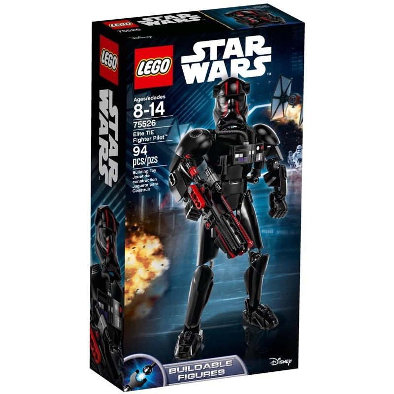 LEGO Star Wars 75526 Elite Tie Fighter Pilot