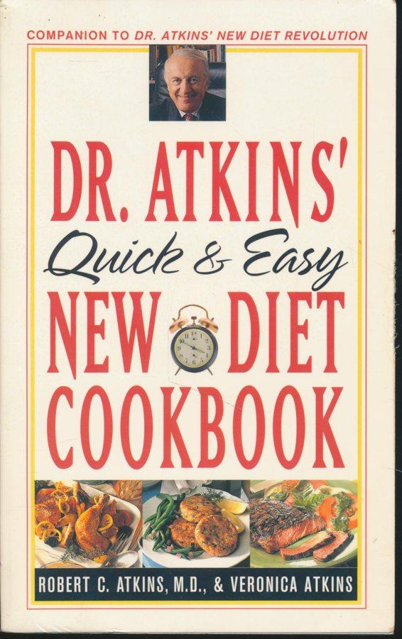 DR.ATKINS' Quick & Easy NEW DIET COOKBOOK