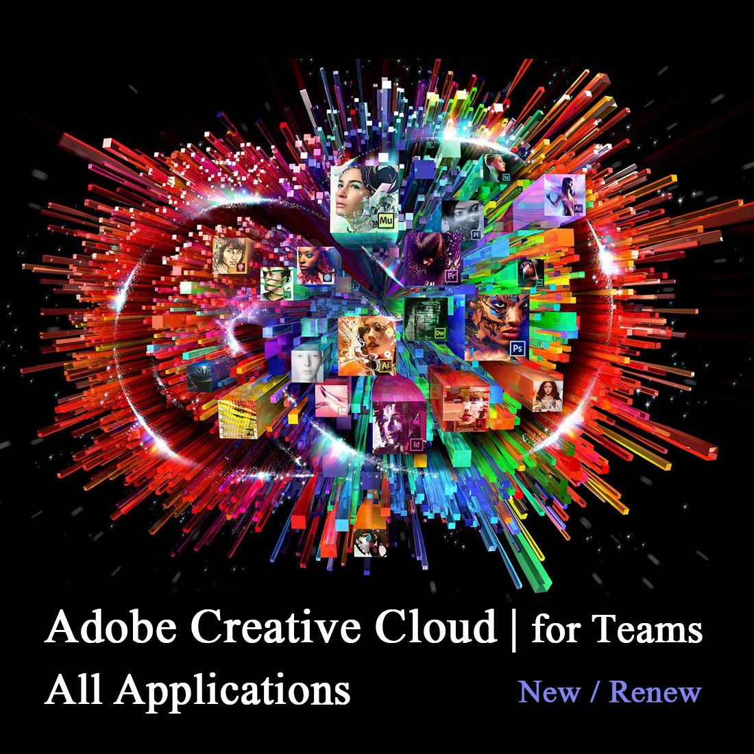 Adobe Creative Cloud (All Apps)