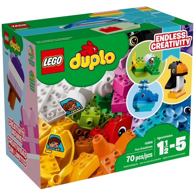 LEGO Duplo 10865 Fun Creations