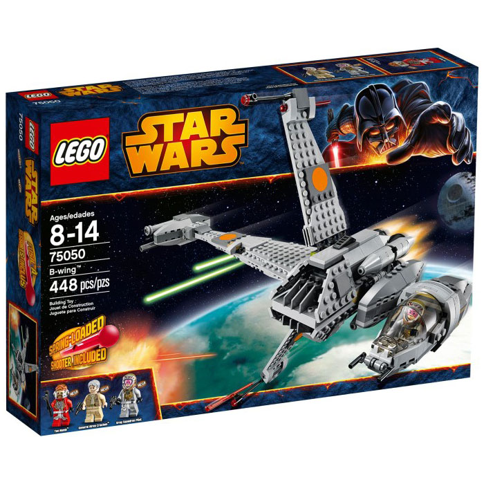 LEGO Star wars 75050 B-Wing (Retired Product)
