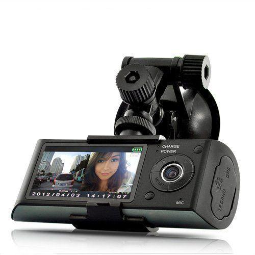 กล้องติดรถยนต์ R300 DVR HD (เมนูภาษาไทย ไม่มี GPS) ราคา 1,490 บาท ปกติขาย 2,390