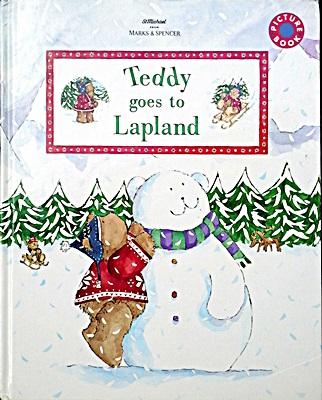 Teddy Goes to Lapland