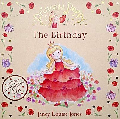 Princess Poppy the Birthday