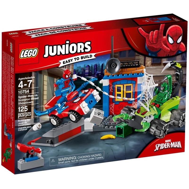 LEGO Juniors 10754 เลโก้ Spider-Man vs. Scorpion Street