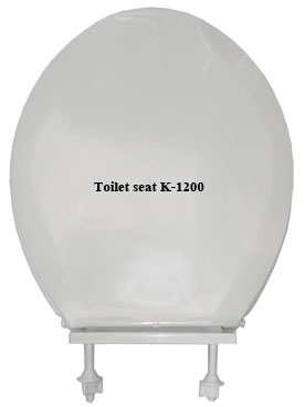 ฝารองนั่งชักโครก K1200 แบบทรงกลม