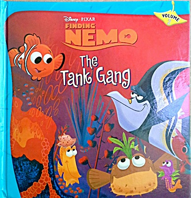 Finding Nemo The Tank Gang