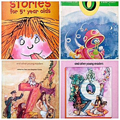 Stories for 5-9 Years Old