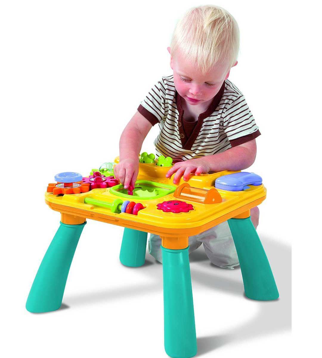 ชุดโต๊ะกิจกรรมแสนซนสำหรับเด็ก
