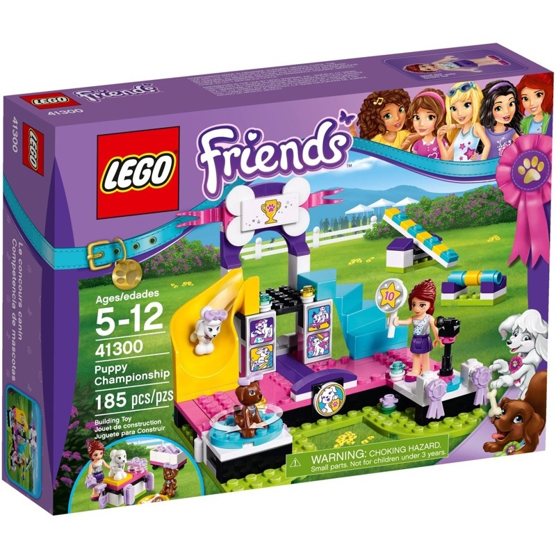 LEGO Friends 41300 Puppy Championship