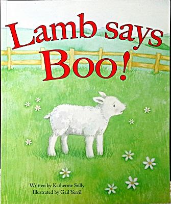 Lamb Says Boo!